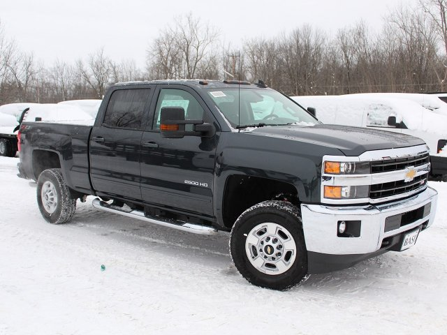 2018 Silverado 2500 Crew Cab 4x4, Pickup #18C32T - photo 5