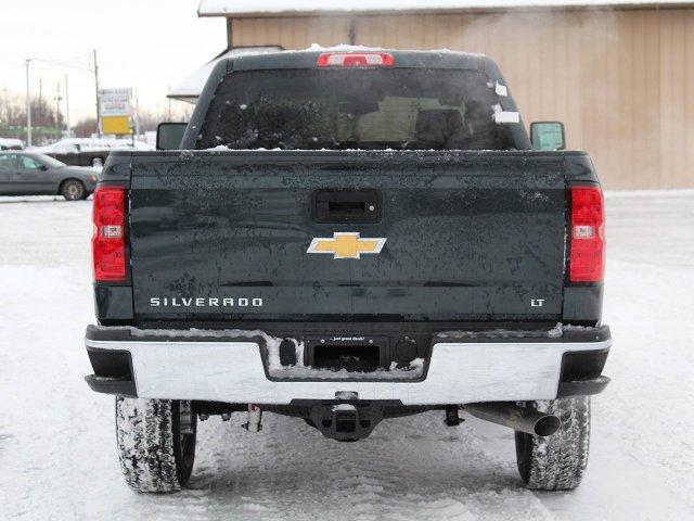2018 Silverado 2500 Crew Cab 4x4, Pickup #18C32T - photo 6