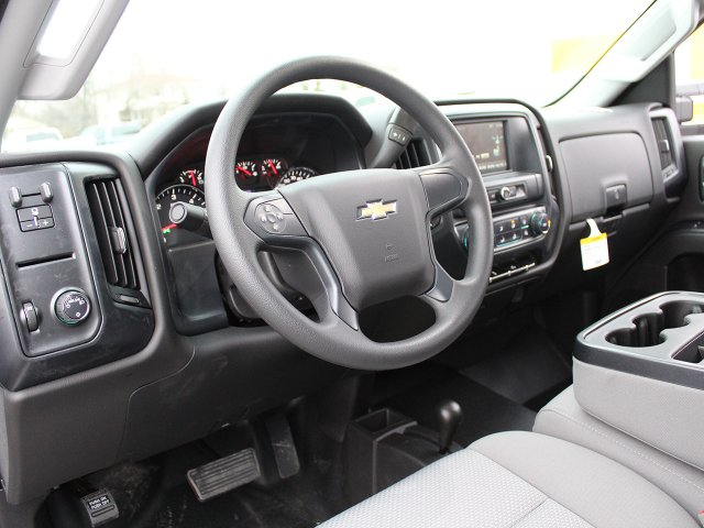 2018 Silverado 2500 Regular Cab 4x4 Service Body #18C45T - photo 21