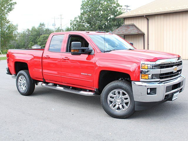 2018 Silverado 2500 Extended Cab 4x4 Pickup #18C4T - photo 3