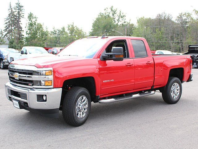 2018 Silverado 2500 Extended Cab 4x4 Pickup #18C4T - photo 4
