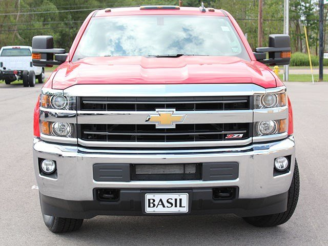 2018 Silverado 2500 Extended Cab 4x4 Pickup #18C4T - photo 5