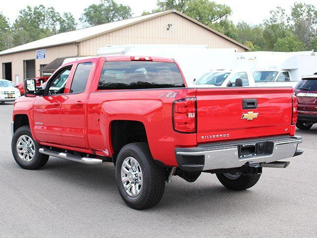 2018 Silverado 2500 Extended Cab 4x4 Pickup #18C4T - photo 7