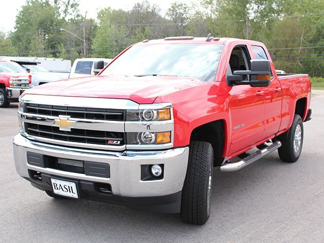 2018 Silverado 2500 Extended Cab 4x4 Pickup #18C4T - photo 8