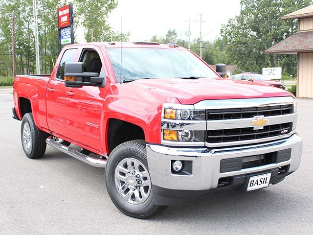 2018 Silverado 2500 Extended Cab 4x4 Pickup #18C4T - photo 9
