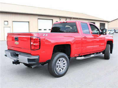 2018 Silverado 2500 Extended Cab 4x4 Pickup #18C4T - photo 2