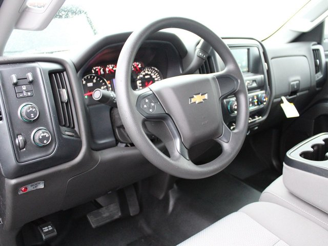 2018 Silverado 3500 Regular Cab DRW 4x4, Air-Flo Dump Body #18C51T - photo 21