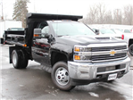 2018 Silverado 3500 Regular Cab DRW 4x4, Air-Flo Pro-Class Dump Body #18C51T - photo 14