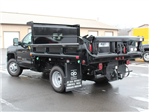 2018 Silverado 3500 Regular Cab DRW 4x4, Air-Flo Pro-Class Dump Body #18C51T - photo 8