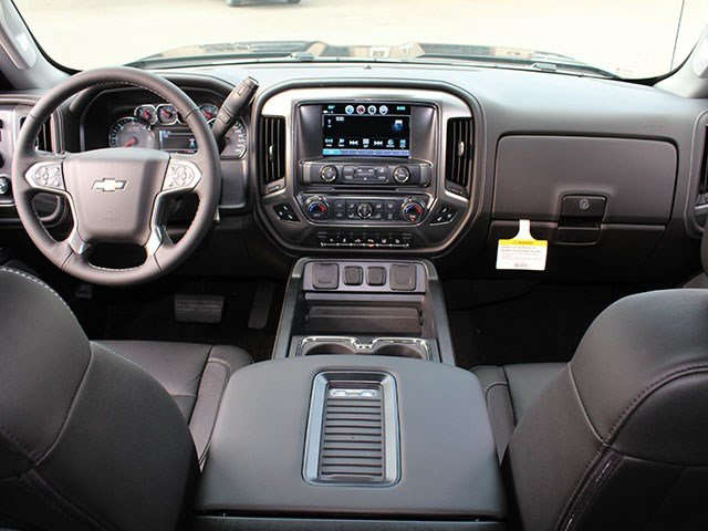 2018 Silverado 2500 Extended Cab 4x4 Pickup #18C5T - photo 16