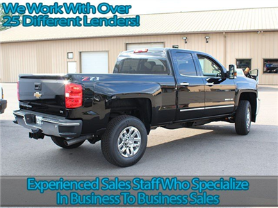 2018 Silverado 2500 Extended Cab 4x4 Pickup #18C5T - photo 2
