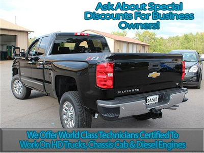 2018 Silverado 2500 Extended Cab 4x4 Pickup #18C5T - photo 6