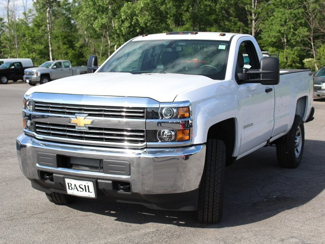 2018 Silverado 2500 Regular Cab 4x4,  Pickup #18C60T - photo 9