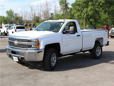 2018 Silverado 2500 Regular Cab 4x4,  Pickup #18C60T - photo 3