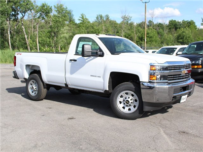 2018 Silverado 2500 Regular Cab 4x4,  Pickup #18C60T - photo 22