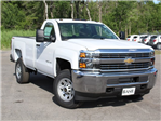 2018 Silverado 2500 Regular Cab 4x4,  Pickup #18C60T - photo 10