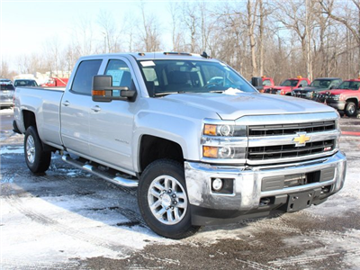 2018 Silverado 2500 Crew Cab 4x4, Pickup #18C64TD - photo 12