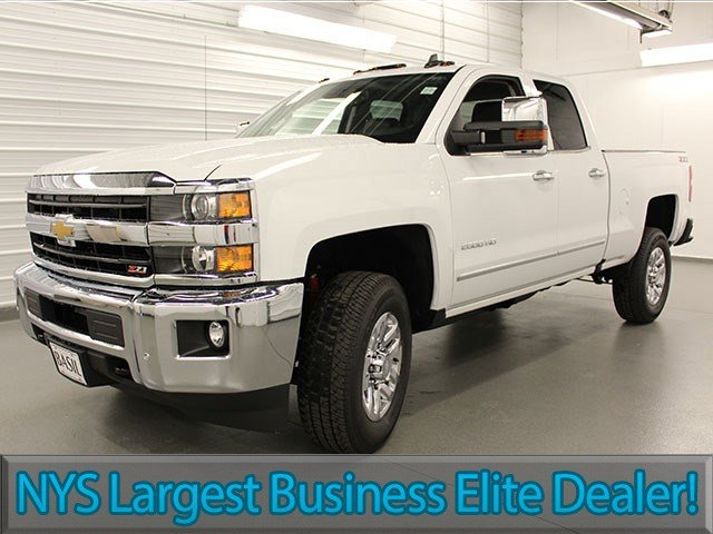 2018 Silverado 2500 Double Cab 4x4, Pickup #18C6T - photo 3