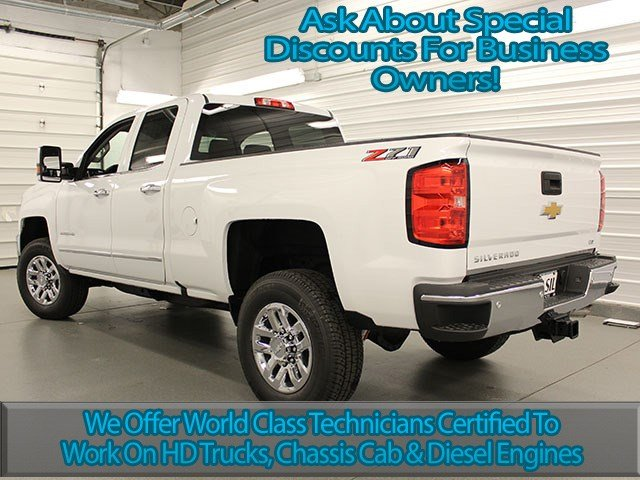 2018 Silverado 2500 Double Cab 4x4, Pickup #18C6T - photo 6