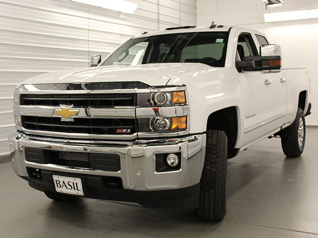 2018 Silverado 2500 Double Cab 4x4, Pickup #18C6T - photo 8