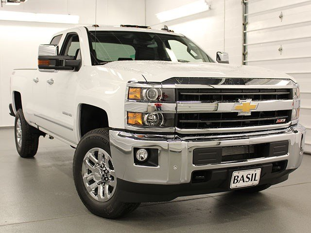 2018 Silverado 2500 Double Cab 4x4, Pickup #18C6T - photo 10