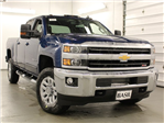 2018 Silverado 2500 Crew Cab 4x4, Pickup #18C73T - photo 12