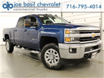 2018 Silverado 2500 Crew Cab 4x4, Pickup #18C73T - photo 1