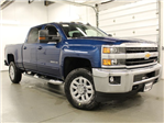 2018 Silverado 2500 Crew Cab 4x4, Pickup #18C73T - photo 3