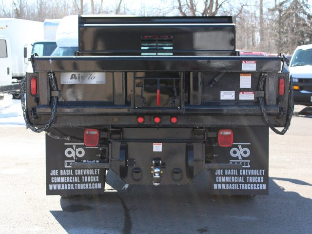 2018 Silverado 3500 Regular Cab DRW 4x4, Dump Body #18C81T - photo 13