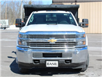 2018 Silverado 3500 Regular Cab DRW 4x4, Dump Body #18C81T - photo 9