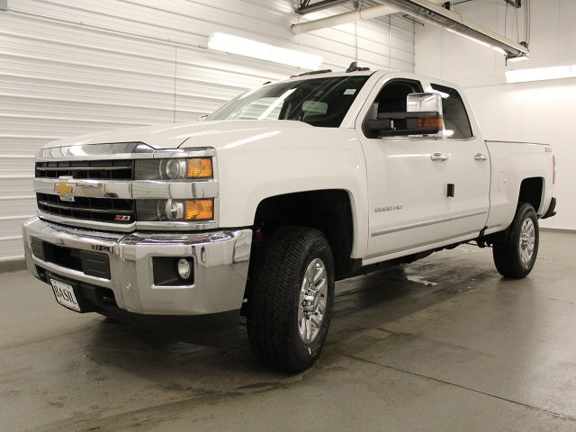 2018 Silverado 2500 Double Cab 4x4,  Pickup #18C85T - photo 3
