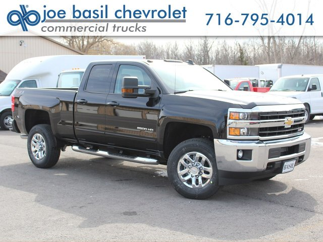2018 Silverado 2500 Double Cab 4x4, Pickup #18C93T - photo 1