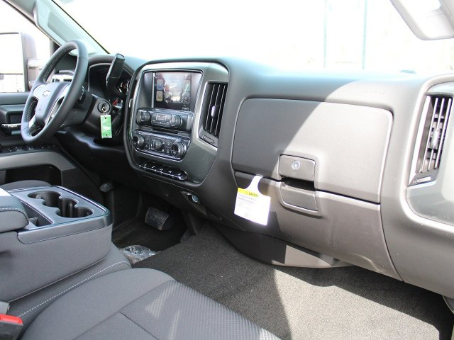 2018 Silverado 2500 Double Cab 4x4, Pickup #18C93T - photo 28