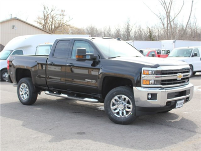 2018 Silverado 2500 Double Cab 4x4, Pickup #18C93T - photo 30