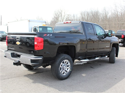 2018 Silverado 2500 Double Cab 4x4, Pickup #18C93T - photo 2