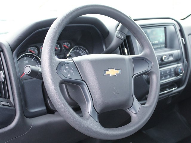 2018 Silverado 3500 Regular Cab DRW 4x4, Knapheide Contractor Body #18C98T - photo 20