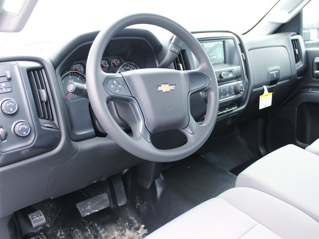 2018 Silverado 3500 Regular Cab DRW 4x4, Knapheide Contractor Body #18C98T - photo 23