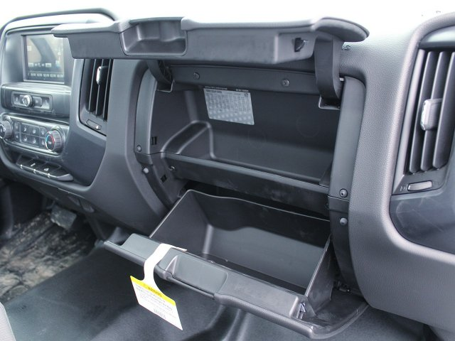 2018 Silverado 3500 Regular Cab DRW 4x4, Knapheide Contractor Body #18C98T - photo 27