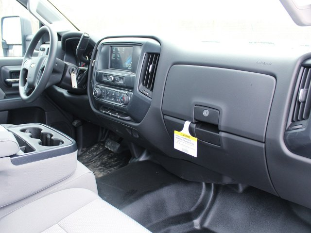2018 Silverado 3500 Regular Cab DRW 4x4, Knapheide Contractor Body #18C98T - photo 28