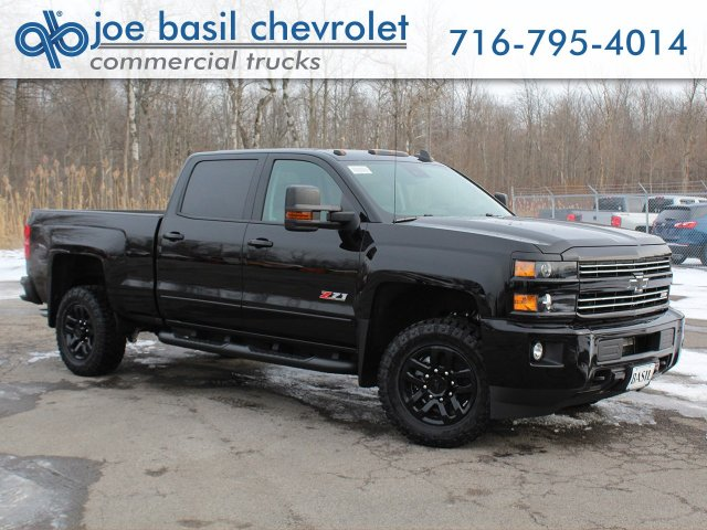 2019 Silverado 2500 Crew Cab 4x4,  Pickup #19C100T - photo 1