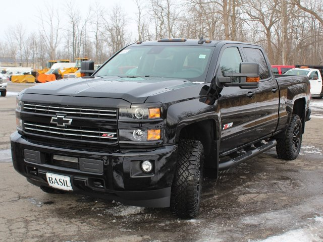 2019 Silverado 2500 Crew Cab 4x4,  Pickup #19C100T - photo 9