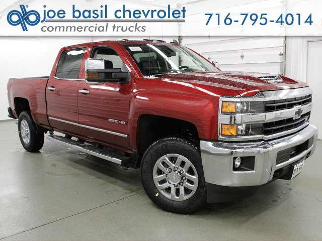 2019 Silverado 2500 Crew Cab 4x4,  Pickup #19C101T - photo 1