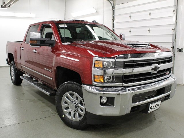 2019 Silverado 2500 Crew Cab 4x4,  Pickup #19C101T - photo 10