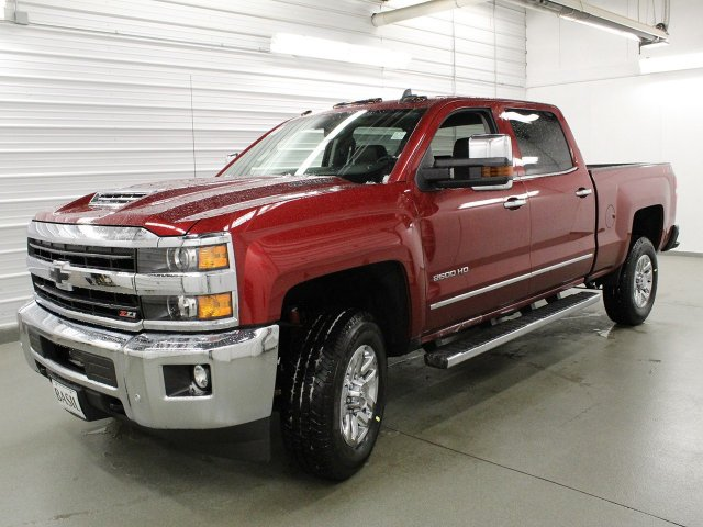 2019 Silverado 2500 Crew Cab 4x4,  Pickup #19C101T - photo 3