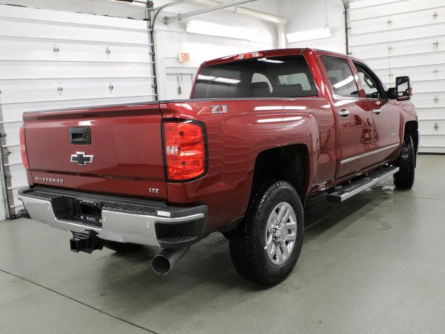 2019 Silverado 2500 Crew Cab 4x4,  Pickup #19C101T - photo 2