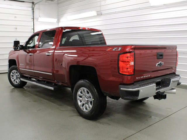 2019 Silverado 2500 Crew Cab 4x4,  Pickup #19C101T - photo 8