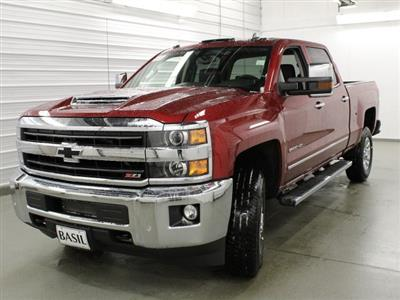 2019 Silverado 2500 Crew Cab 4x4,  Pickup #19C101T - photo 9
