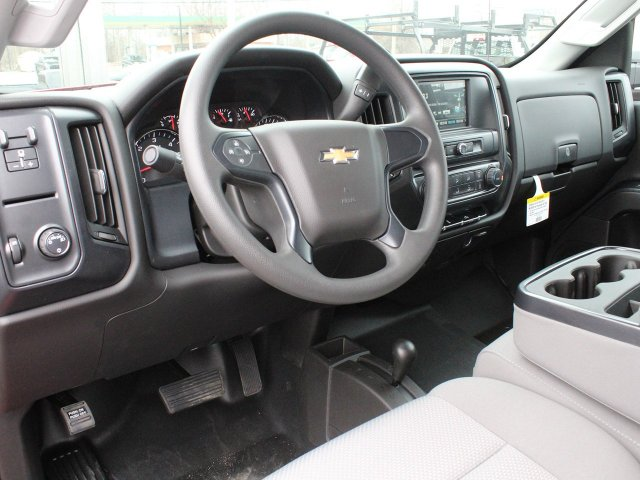 2019 Silverado 2500 Double Cab 4x4,  Pickup #19C104T - photo 20
