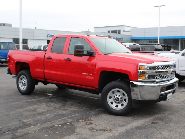 2019 Silverado 2500 Double Cab 4x4,  Pickup #19C104T - photo 28