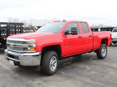 2019 Silverado 2500 Double Cab 4x4,  Pickup #19C104T - photo 3